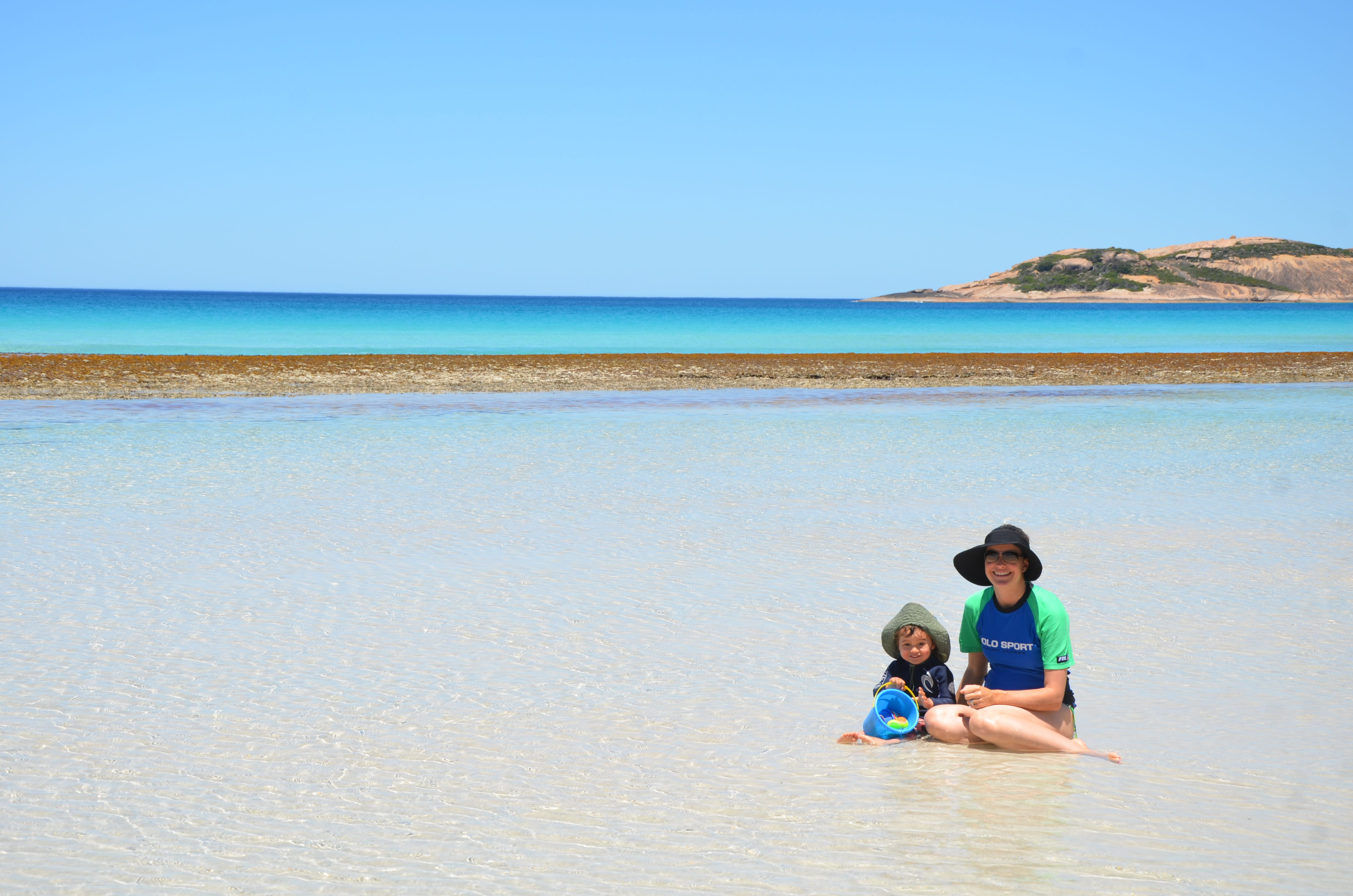 An Australian paradise. Photo sent in by Caroline Bachi ...