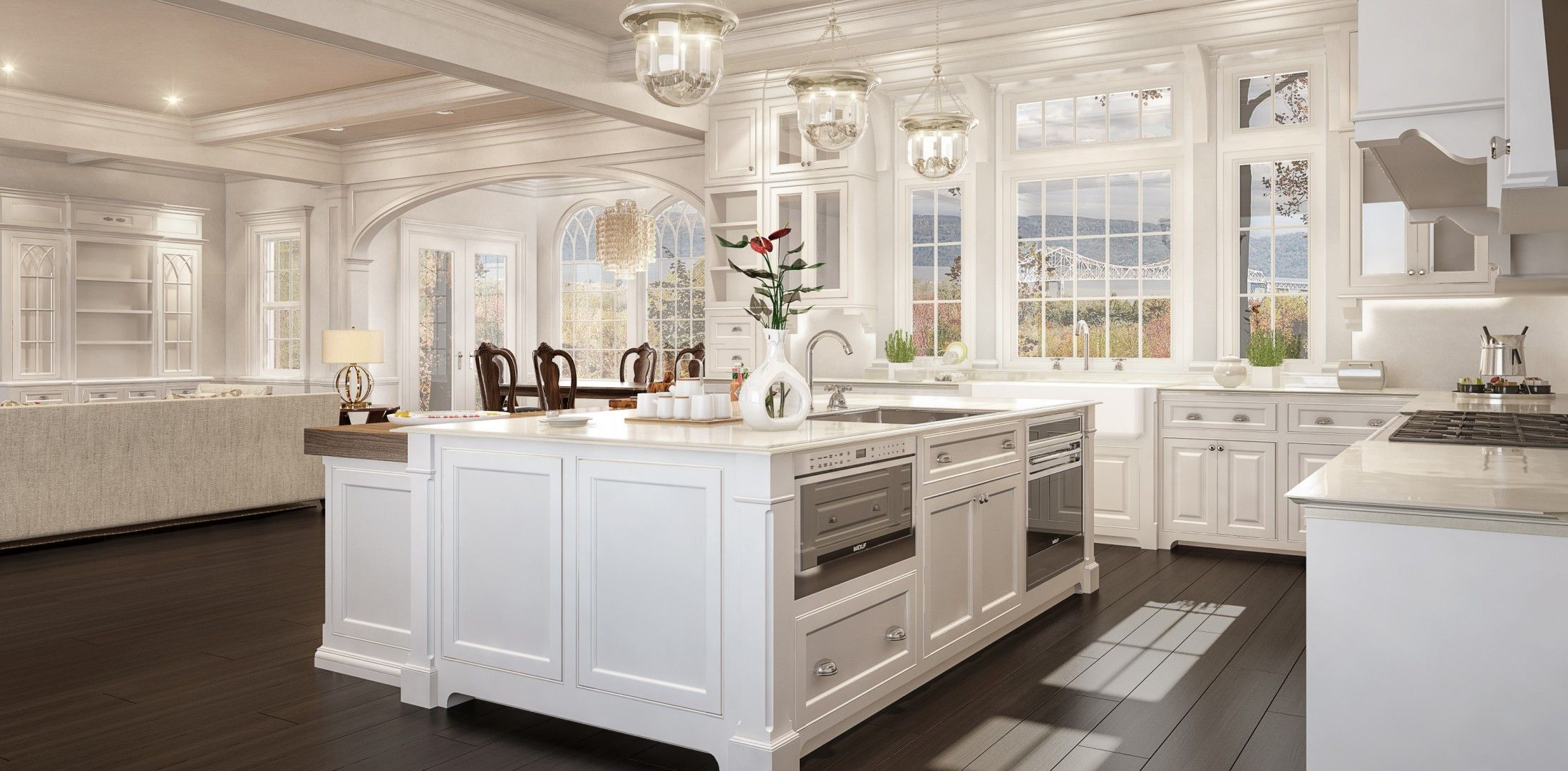 Created in the spirit of the Gilded Age, Greystone on Hudson is a ...