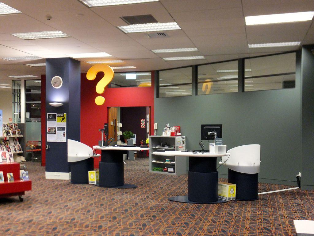 Comptoir d 39 information auckland central library - Comptoir central d electricite perpignan ...