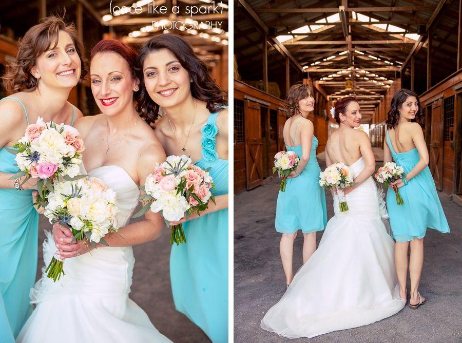 Bridesmaids Wedding Party Bridal Photography Virginia Kentucky Derby