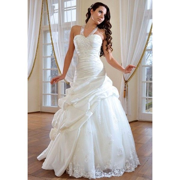 Beautiful wedding dress liked on polyvore featuring dresses and beautiful wedding dress liked on polyvore featuring dresses and wedding dresses junglespirit Images
