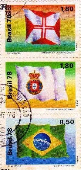 Séries Antigas bandeiras do Brasil