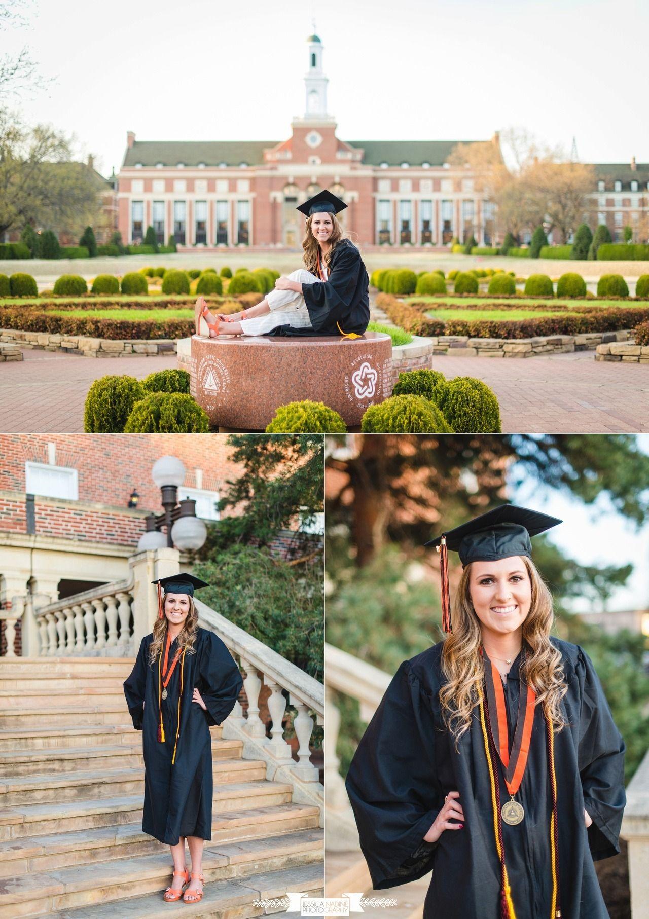 Oklahoma State University Senior Pictures Stillwater Ok Photo