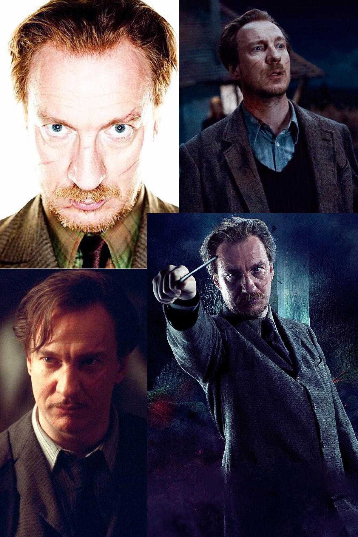 Remus Lupin Harry Potter Fantastic Beasts Remus Lupin Harry
