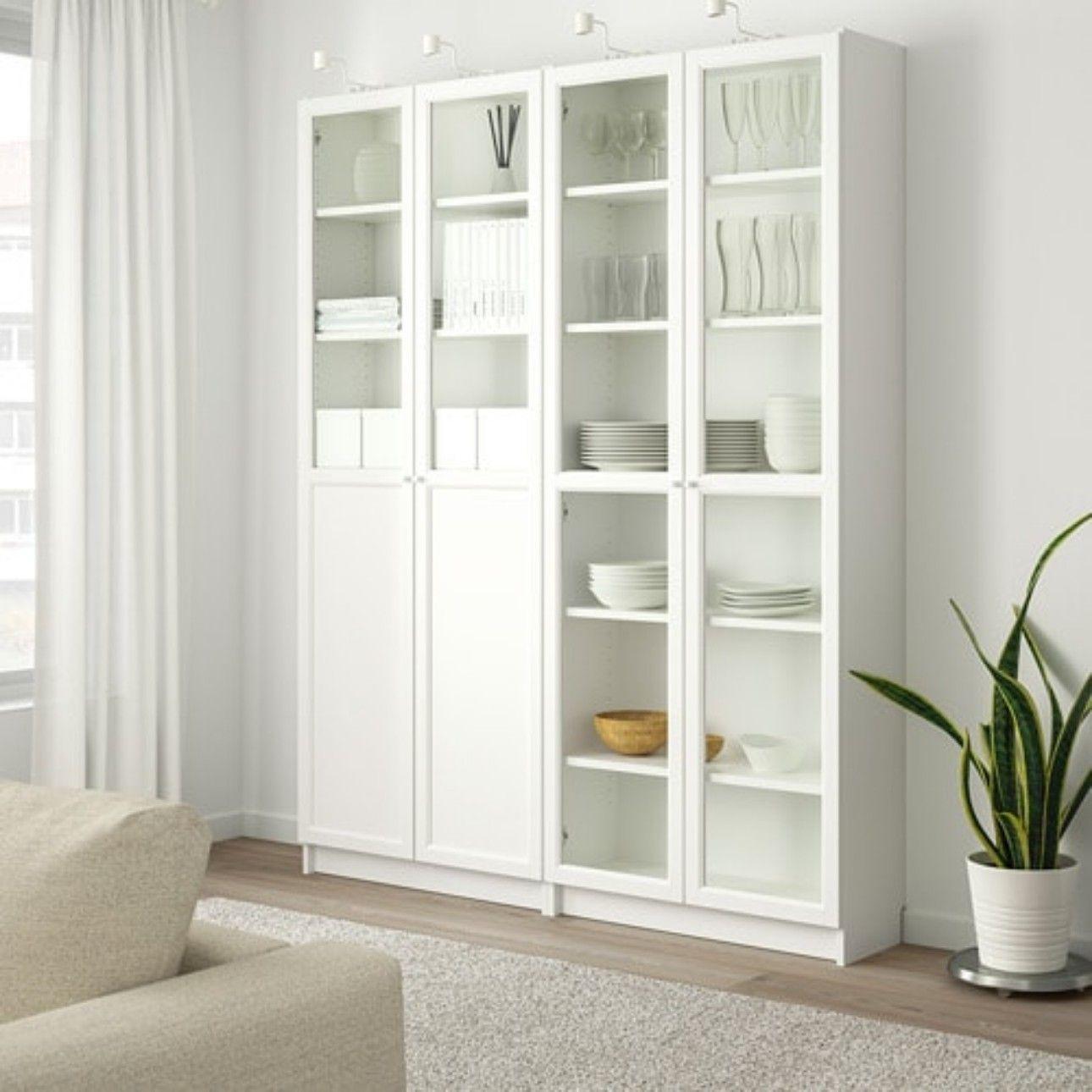 Mobili Da Soggiorno Bianchi pin di sarah su new home | arredamento casa, scaffali per