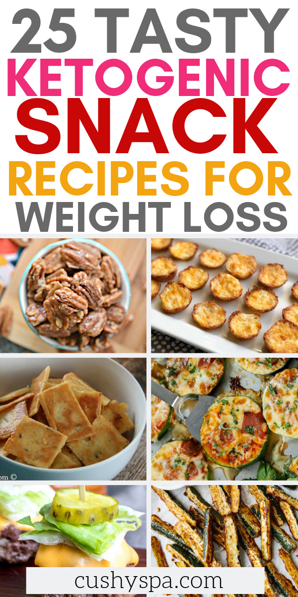 25 Tasty Ketogenic Snack Recipes for Weight Loss