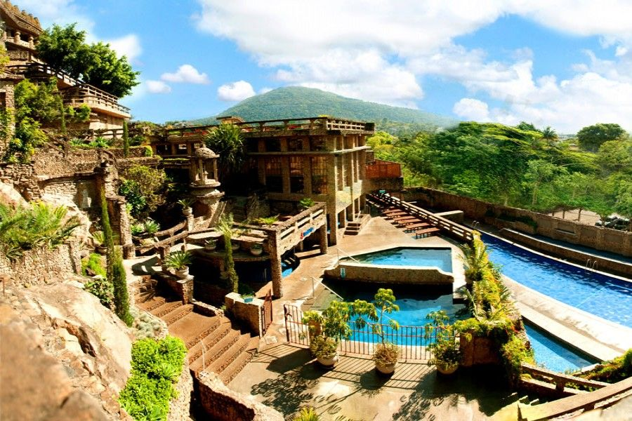 Santa Teresita | Spa en Guatemala y Baños Termales ...