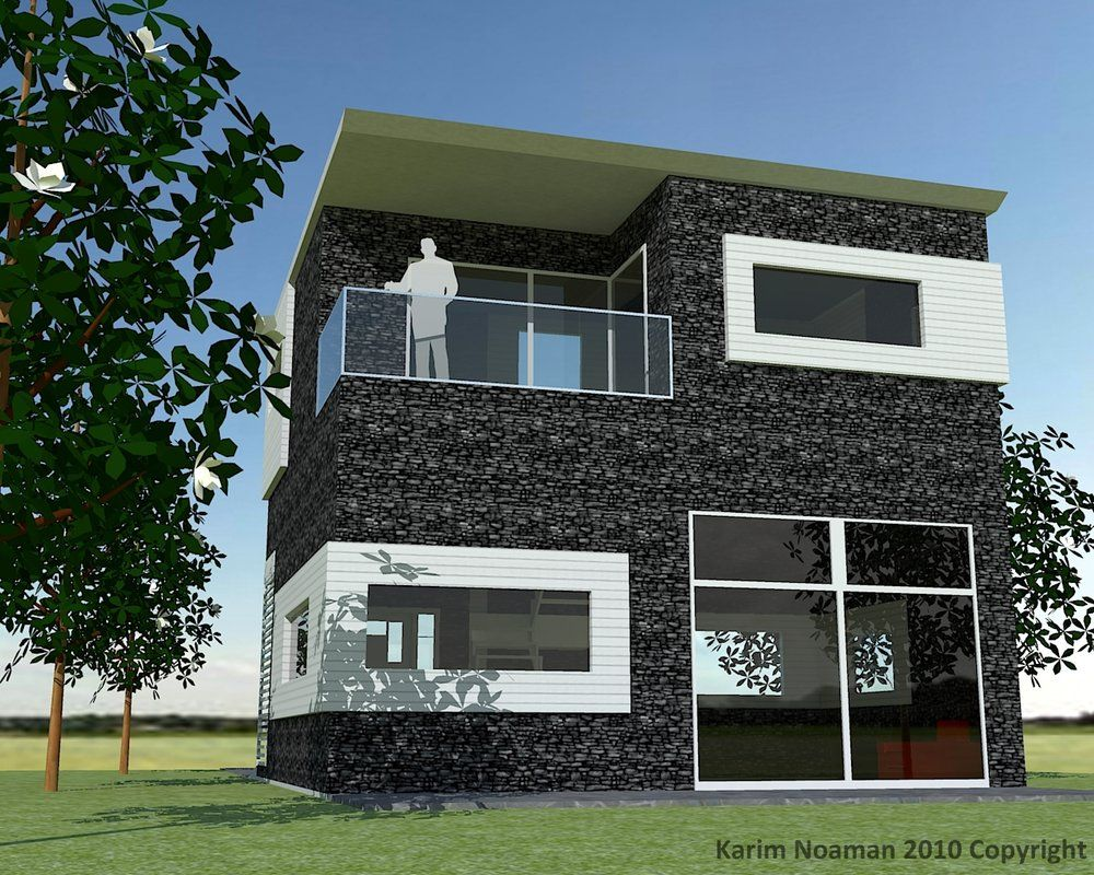 Simple house design google search architecture house - Interior and exterior design definition ...