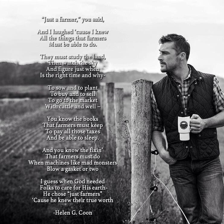 Farmers Day Quotes: Farm Quotes, Farmer