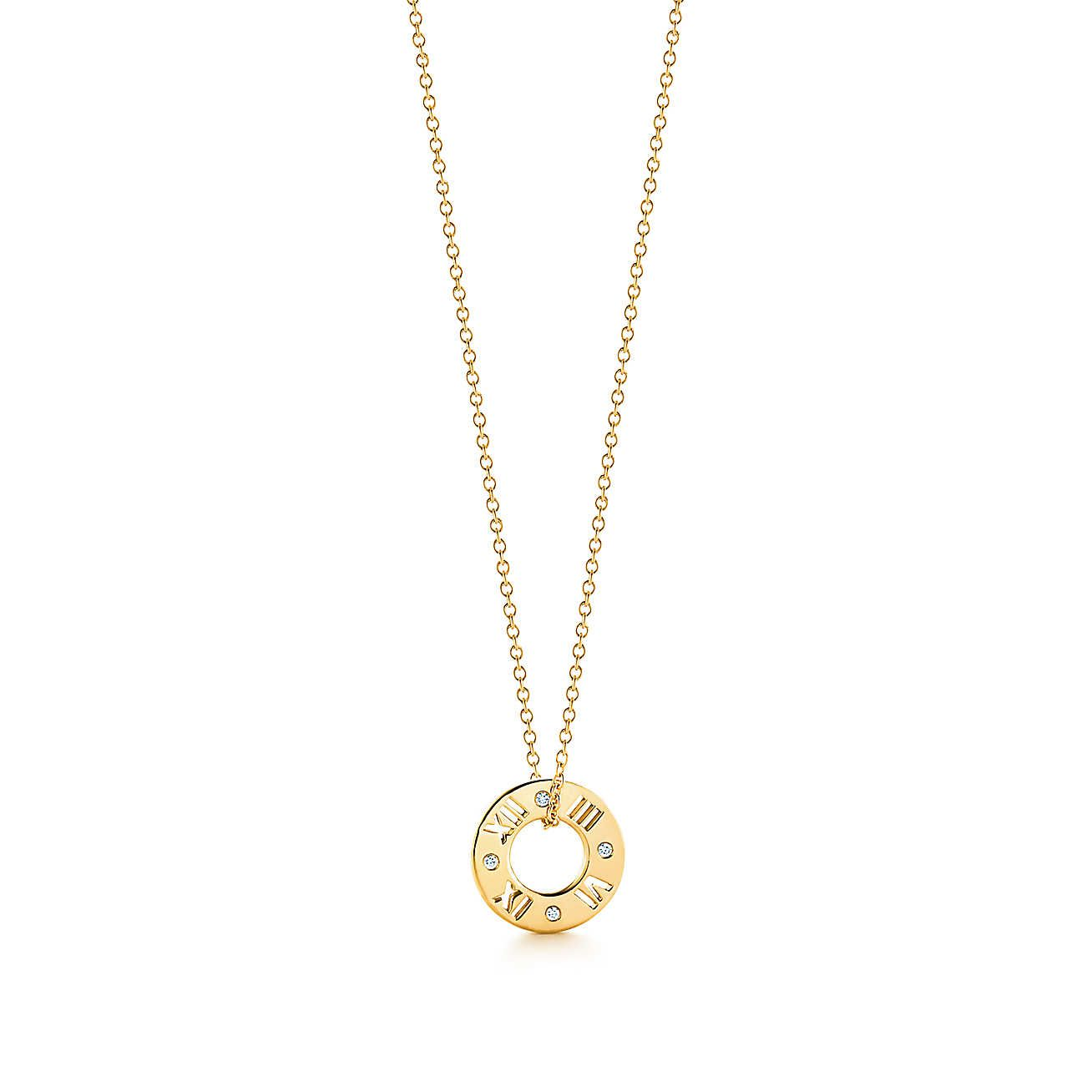 Tiffany Atlas®:Pierced Pendant