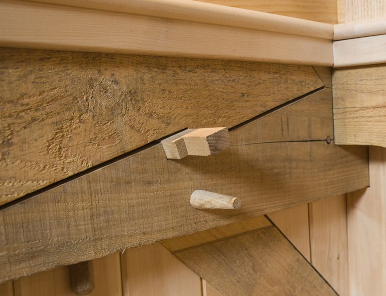 wood joinery - Google Search | Timber Frame | Pinterest | Joinery ...
