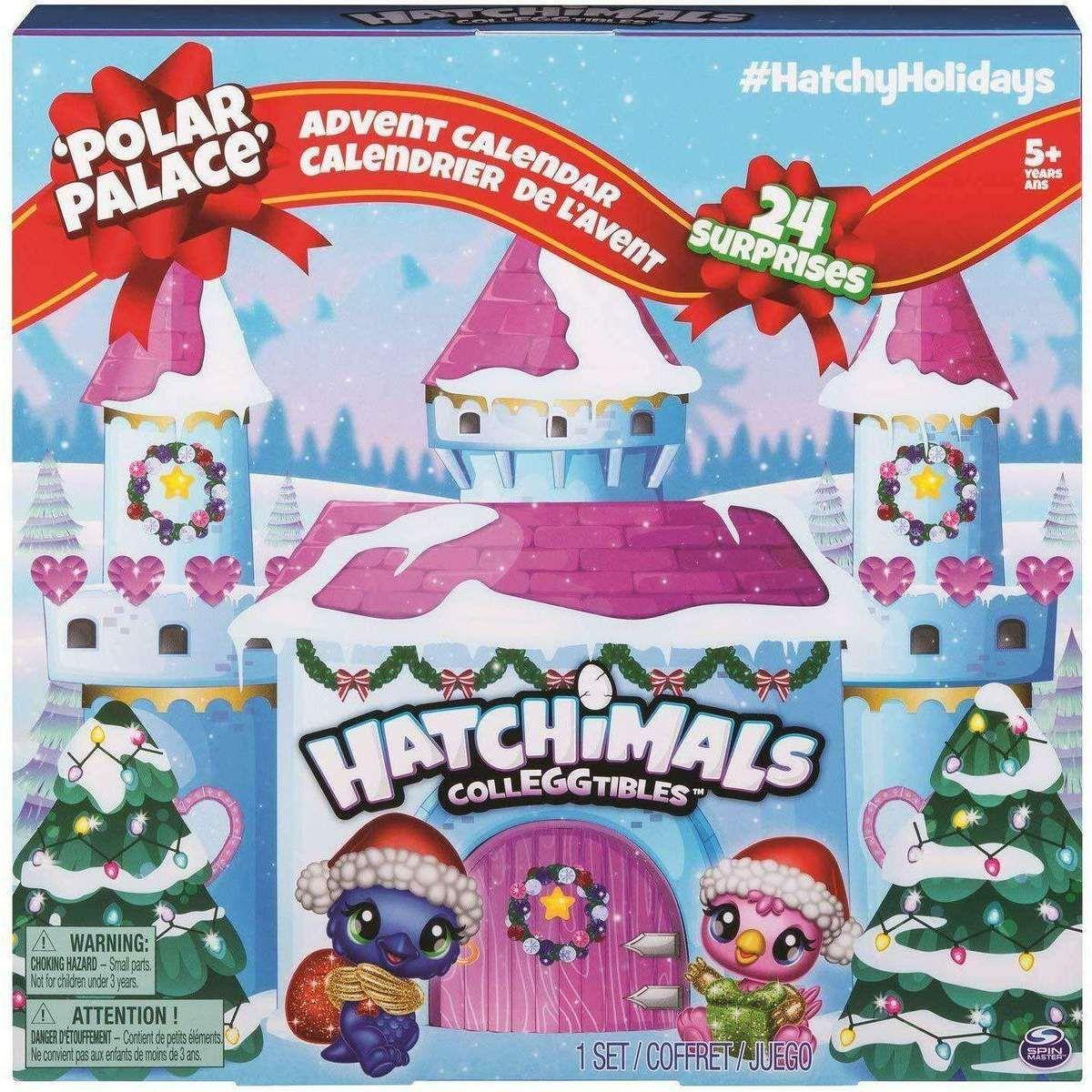 Weihnachtskalender Mit Spielzeug