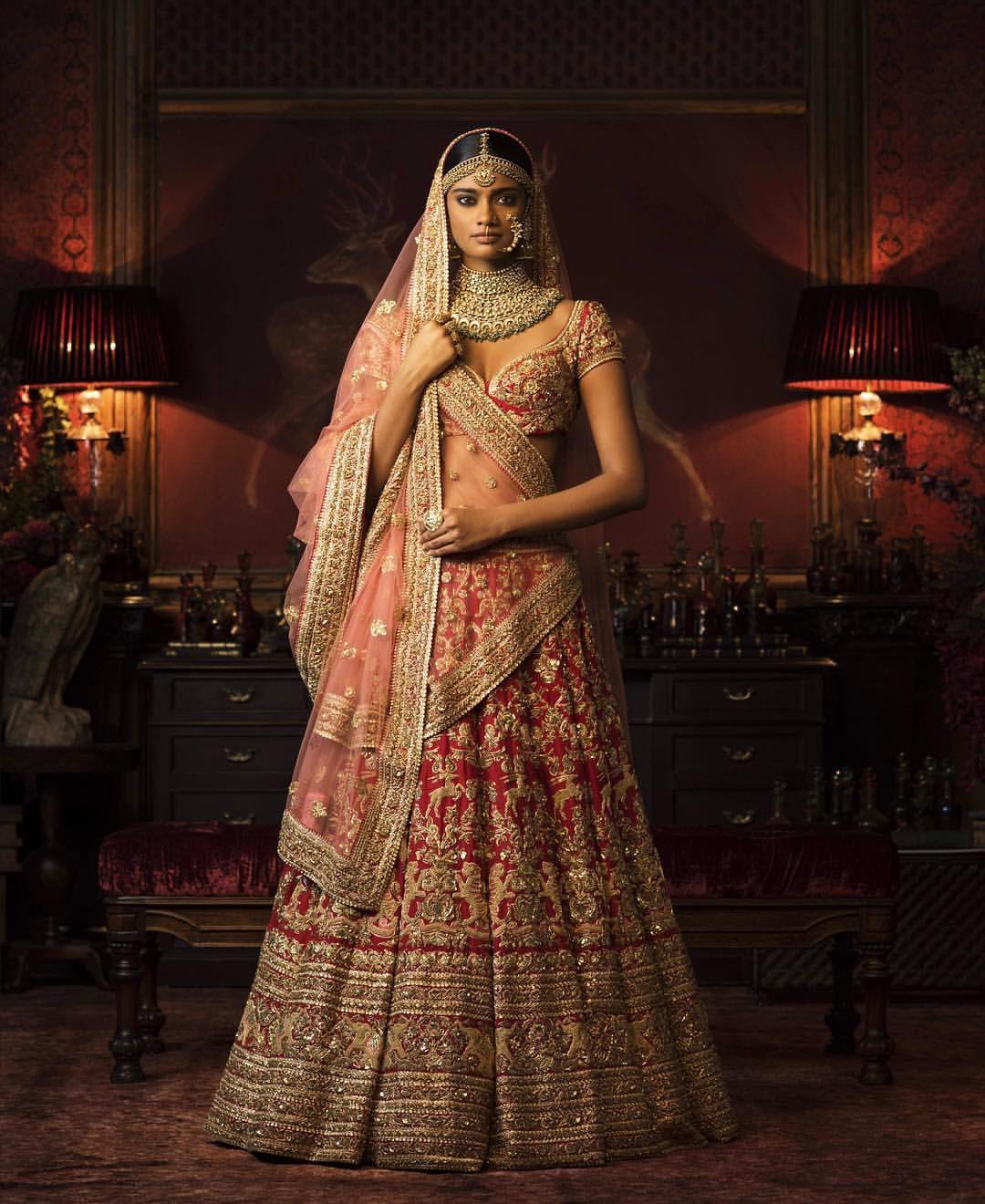 """""""firdaus""""sabyasachi indianfashion  indian bridal"""