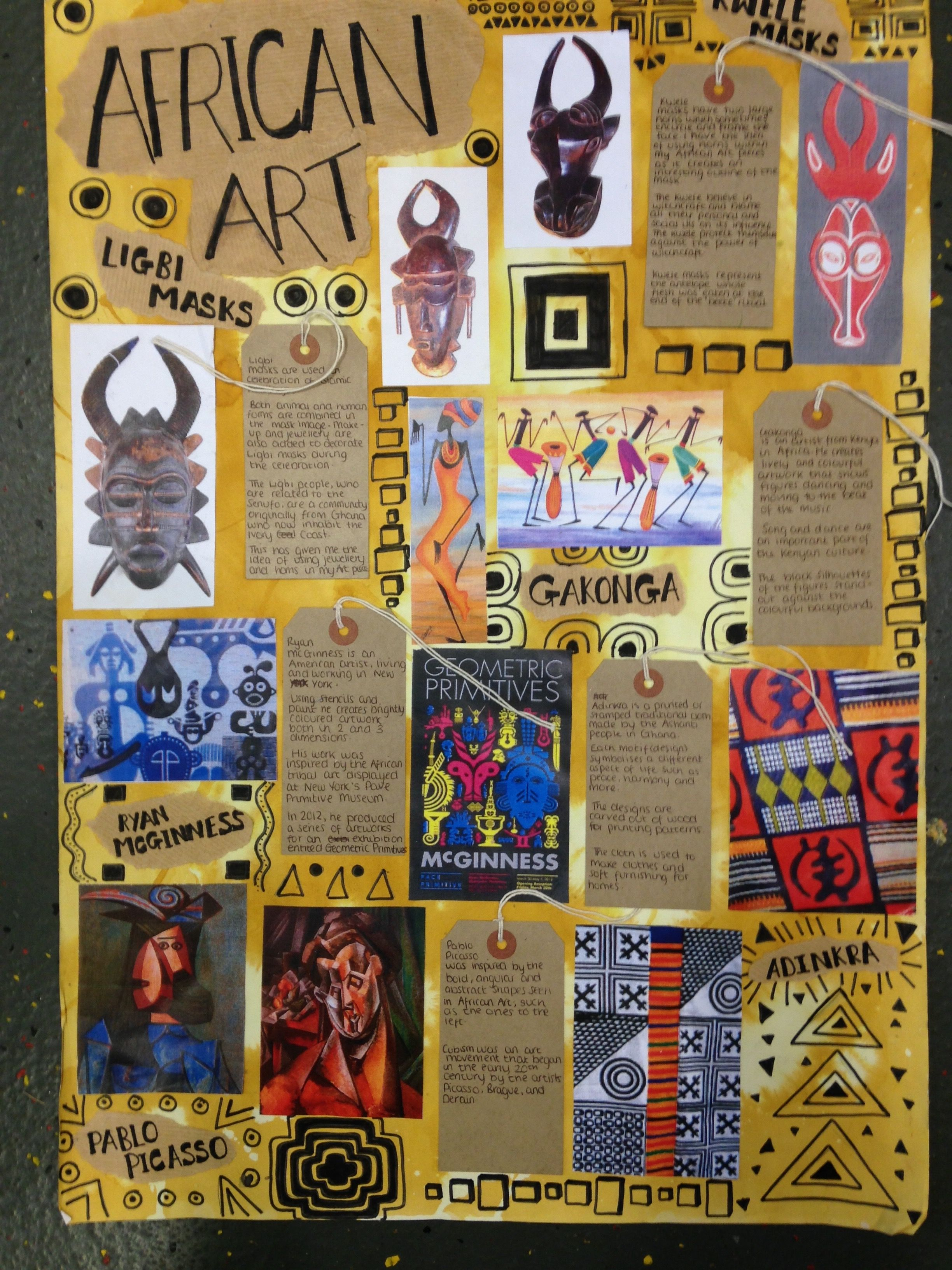 Image Result For African Sketch Books