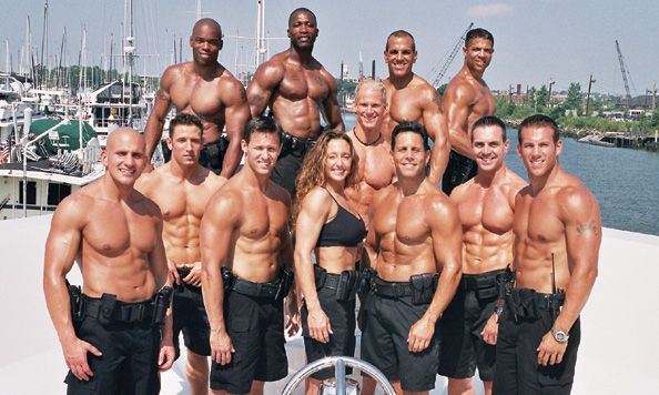 police officer calendar tuesday september 20 2005 hot firemen and good looking cops