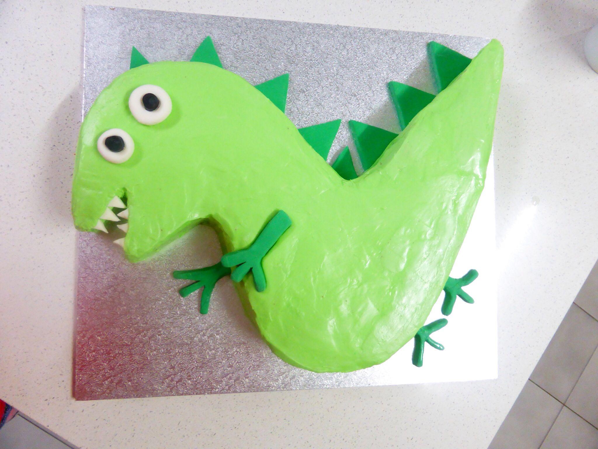 George Dinosaur Cake Tin