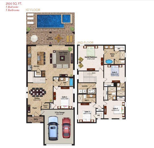 Pin by Kim Va Lag on Plan de maison Pinterest Future house