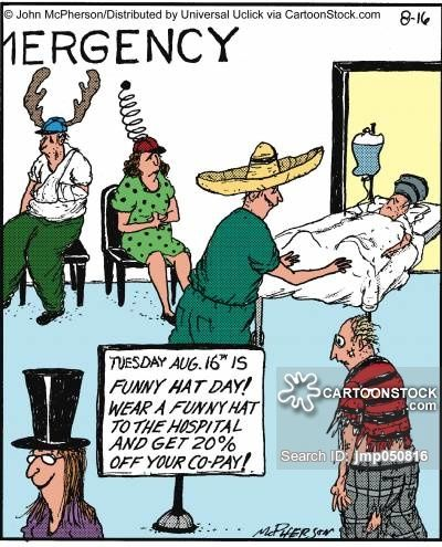Emergency Room Waiting Cartoon er humor cartoo...