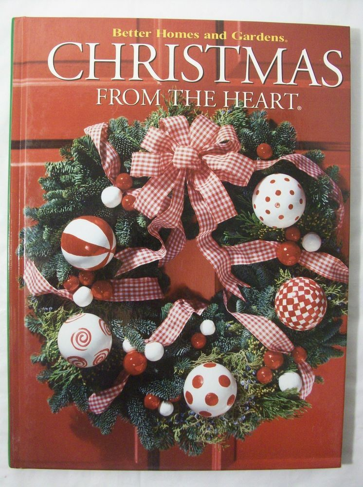 a4bd207fc34850b08e7ecec07d950c79 - Better Homes And Gardens Christmas From The Heart Volume 25