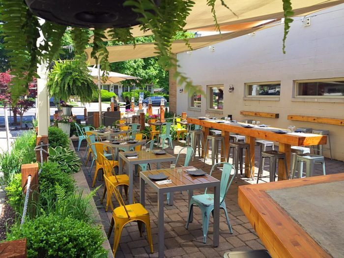 This Mexican Restaurant In Illinois Has The Most Beautiful Outdoor Seating Mexico Restaurants Mexican Restaurant Outdoor Restaurant