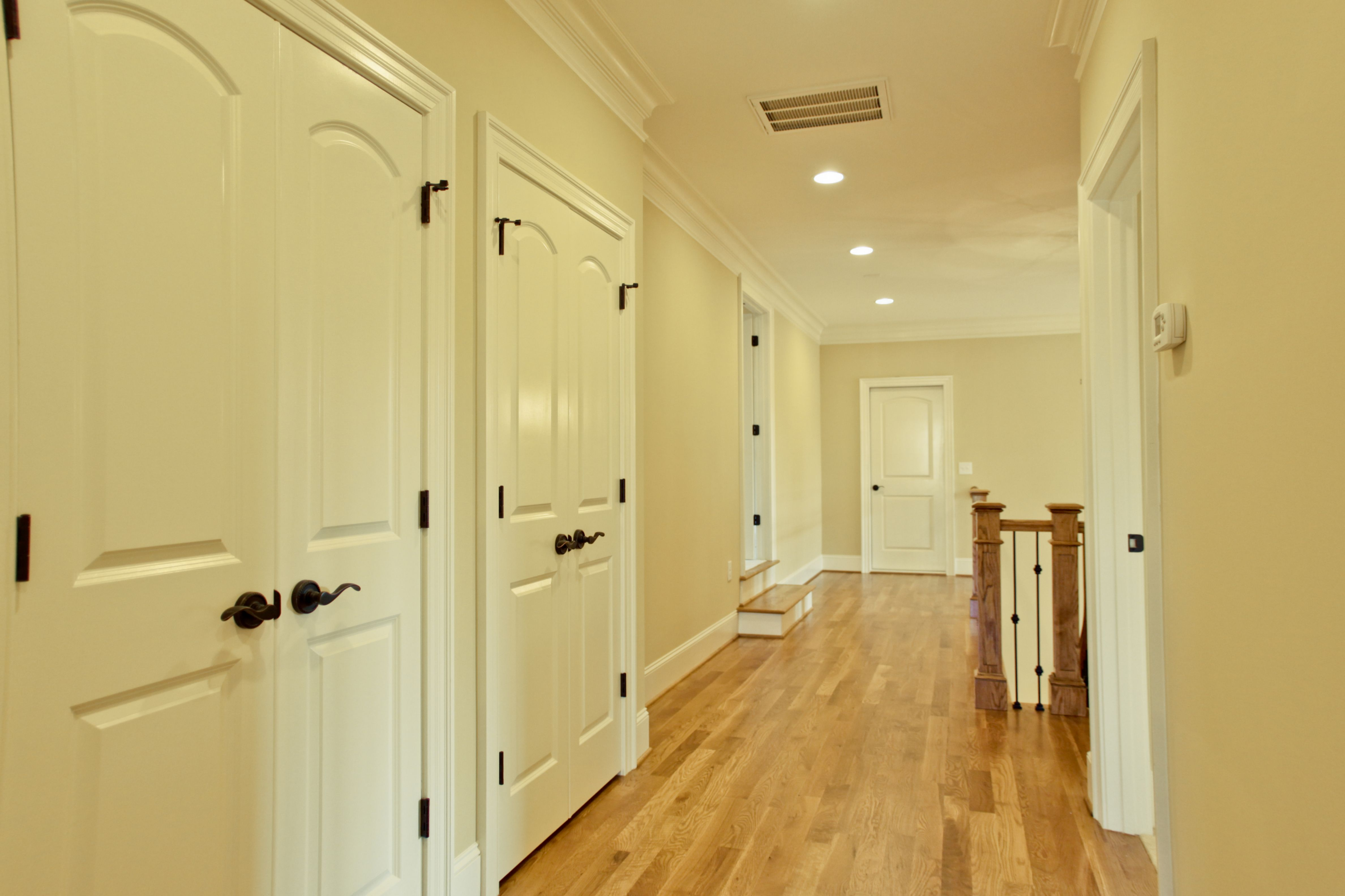 MJR Homes Custom Hallway