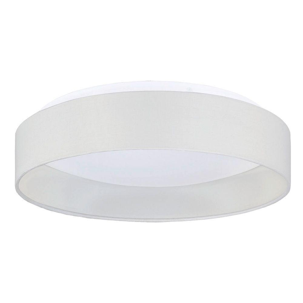Eglo Palomoro White Led Ceiling Light 93387a Deco Chambre Led Deco