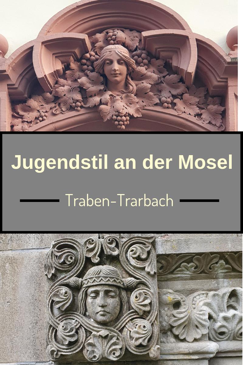 TrabenTrarbach ist eins der wichtigsten JugendstilZentren in Deutschland  entdeckt warum
