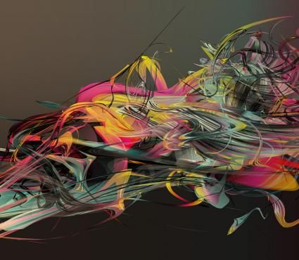 Wallpaper of the week by sebastian murra awesome abstract graphic design art also rh pinterest