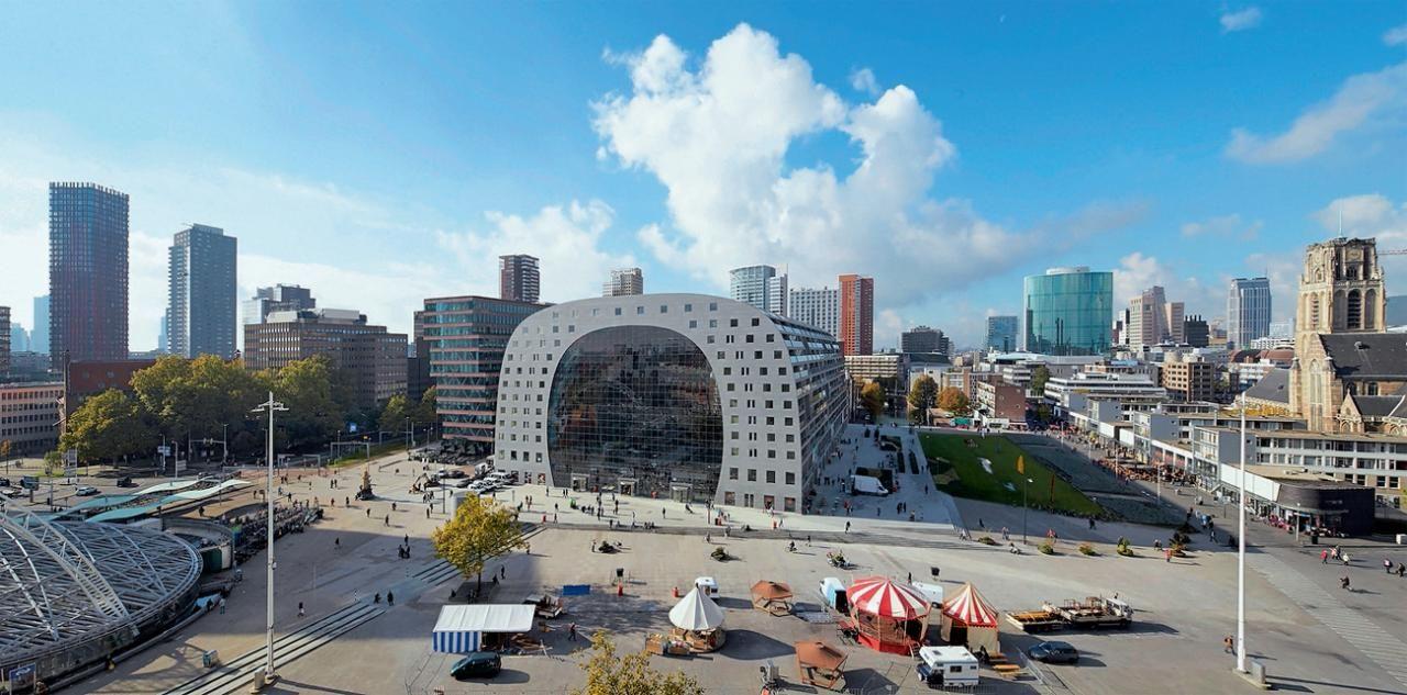 Moderne Architektur und Multikulti: Die zweitgrösste Stadt der Niederlande bietet ein Kontrastprogramm zum beschaulichen Amsterdam.