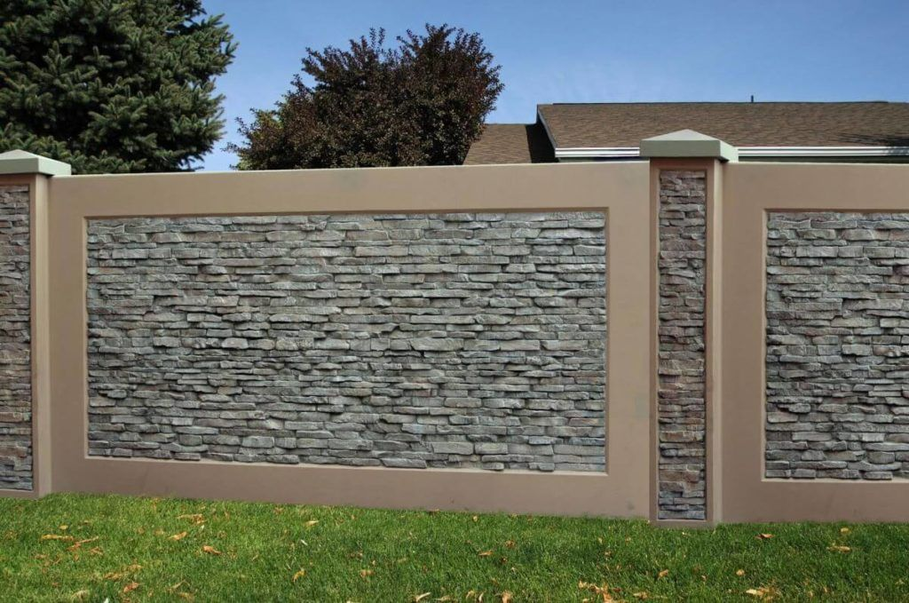 Wall Fence Designs For Homes Fence Wall Design Photo Wall