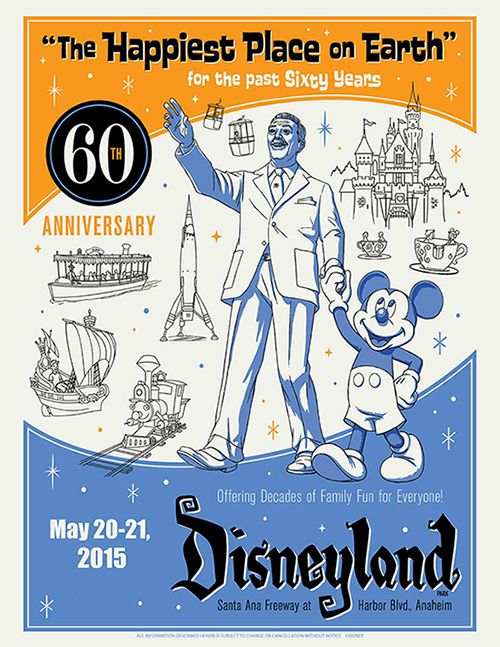 Photo of Details zum Disneyland Resort Diamond Celebration Merchandise Event enthüllt