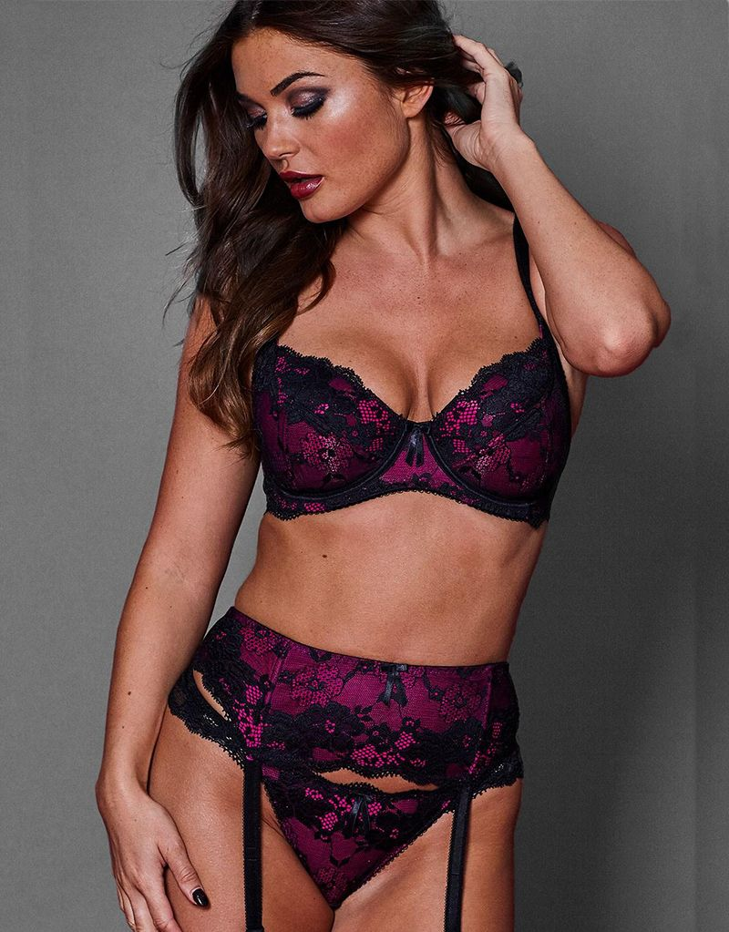 69137cf29 Pour Moi -- Where to Buy Lingerie Sets With Garter Belts That Won t Break  the Bank