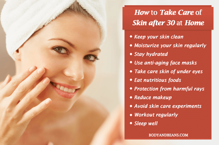 Wondering About How To Take Care Of Skin After 30 Easily At Home 12 Best Skin Care Tips And Routine Tha Natural Anti Aging Skin Care Face Mask Anti Aging Skin