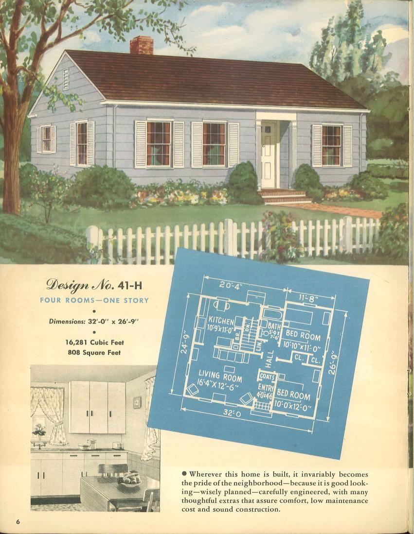 House Plan #120-1547 : 4 Bedroom, 4358 Sq Ft Luxury - Cape ...  |1948 Cape Cod House Plans