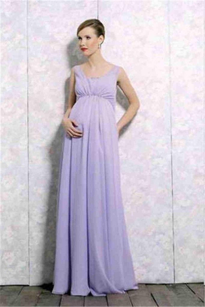 Purple Maternity Bridesmaid Dress Maternity Bridesmaid Dresses Elegant Bridesmaid Dresses Long Sleeve Wedding Dress Lace