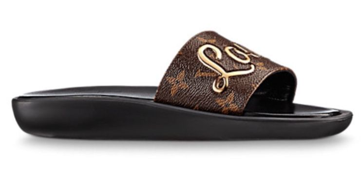 17380e69e0 Sunbath Mule | Shoes that impress me. | Louis vuitton, Monogram canvas