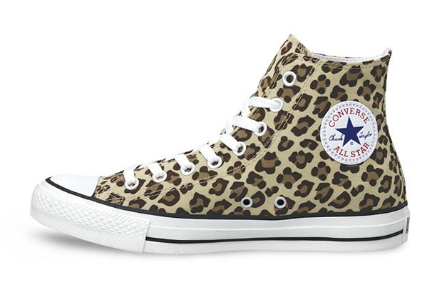 150b28169727 Converse Chuck Taylor leopard I would have love to have had these in high  school.