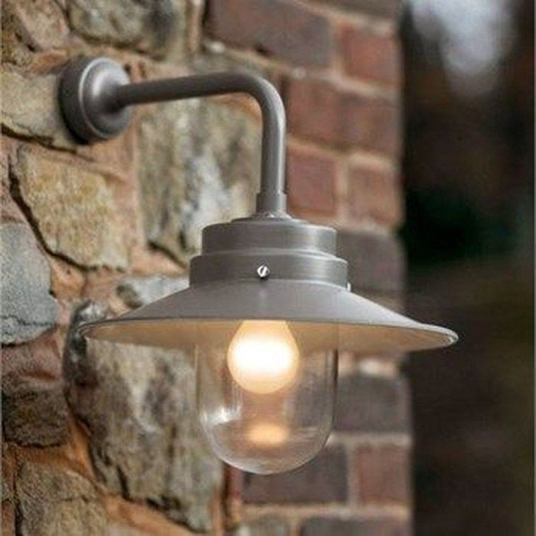 46 Stunning Traditional Outdoor Lighting Design Ideas Wall Lights Garden Wall Lights Outdoor Wall Lighting