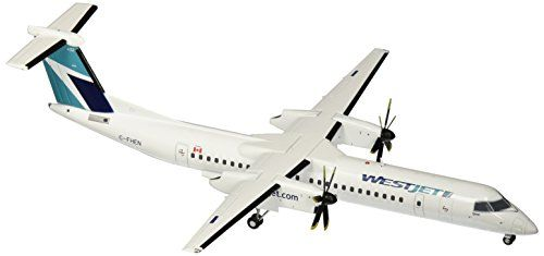 Gemini200 WestJet Dash 8 Q400 Diecast Replica 1200 Scale *** Continue to the product at the image link.