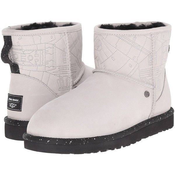 UGG Millennium Classic Mini Women's Pull-on Boots ($225) ❤ liked on Polyvore