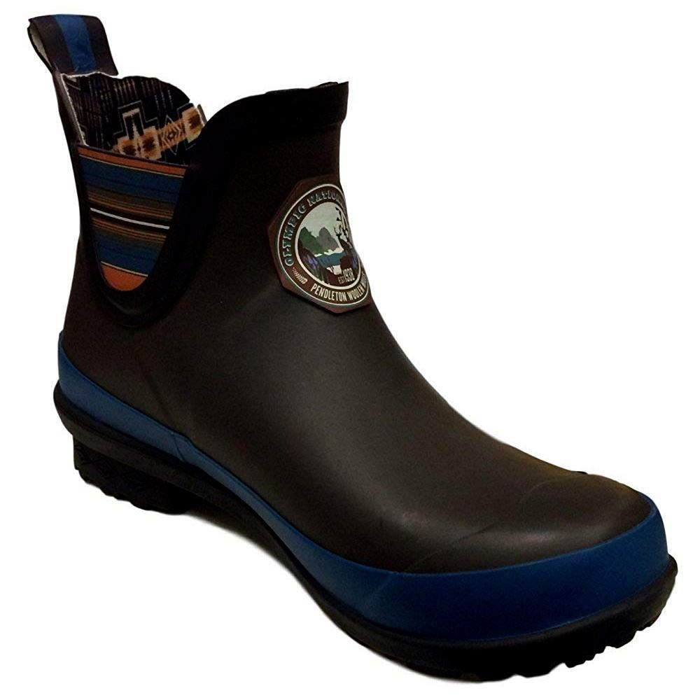 8aba8183ed3d Pendleton Womens Olympic National Park Chelsea Rain Boot 8 M US Grey --  Click image for more details.-It is an affiliate link to Amazon.  womenboot