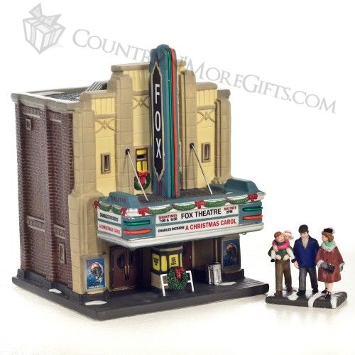 "Department 56 - Christmas In The City -: ""The Fox Theatre""  #4025242  $120.00"