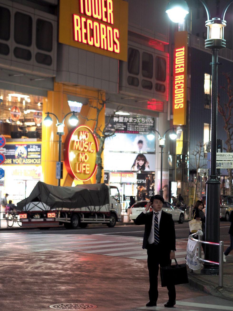 Ensimmäinen ilta Tokiossa | City lights of Tokyo, Shibuya & Harajuku - Pupulandia | Lily.fi