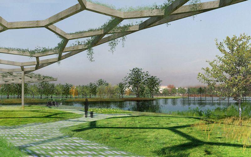 Nuovo Parco Urbano di Pistoia