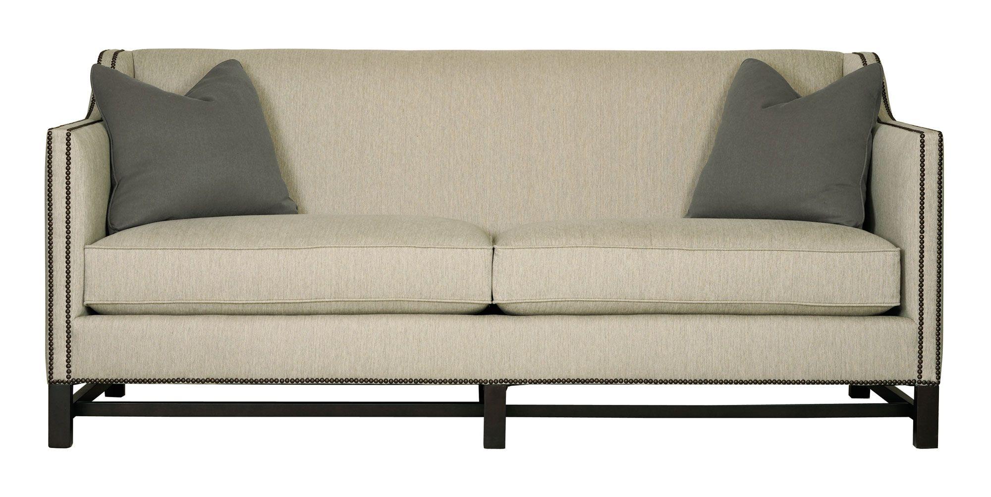 N5927 Chatham Sofa | Bernhardt W 83 D 37 H 36 SH 19 AH 30 SD