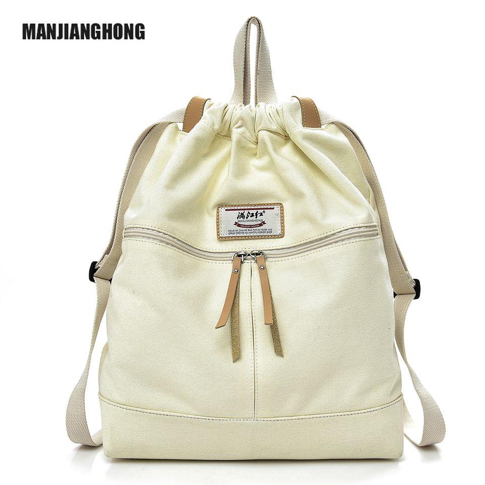 d691c17865 Heavy Duty Canvas Tote Bags Cotton Drawstring Bag Shopping Bag ...