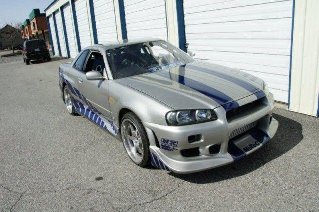 Nissan Skyline Gtr R34 For Sale >> 2 Fast 2 Furious Skyline Gt R R34 For Sale On Craigslist
