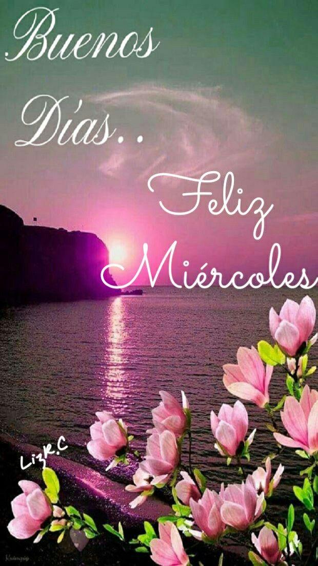 Les Deseo Un Feliz Miércoles A Todos Los Que Guarden Y Vean