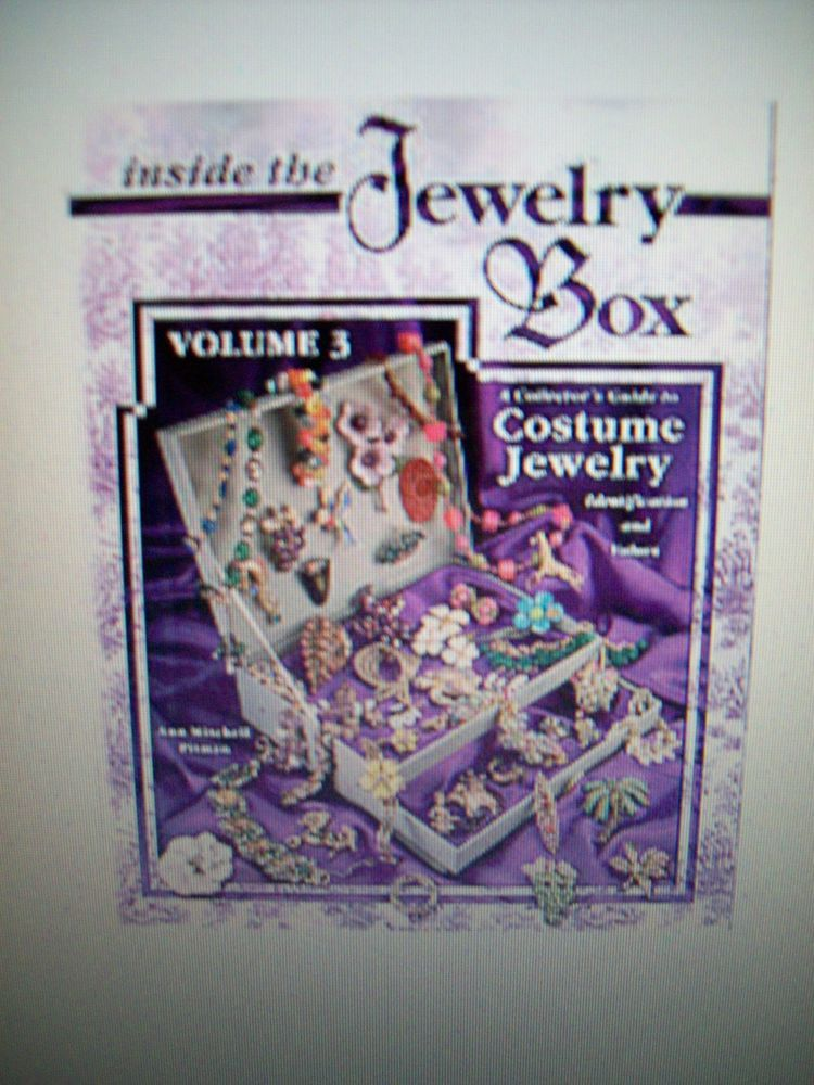 VINTAGE JEWELRY PRICE GUIDE COLLECTORS BOOK Weiss Coro Haskell ...