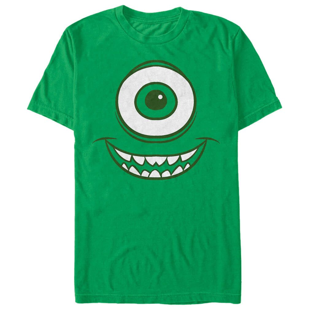 Mike Wazowski Eye Kelly Green T-Shirt